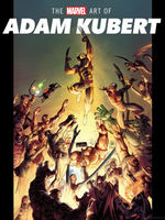 Marvel (HC)Marvel Art of Adam Kubert (Art Book) (Marvel   )