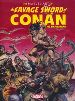 Marvel (HC)Marvel Art of the Savage Sword of Conan, The (Art Book) (Marvel   )