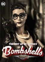 Art of DC Comics Bombshells, The (Art Book) (Lucia, Ant)