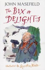 Kay Harker (TPB) nr. 2: Box of Delights, The (Ill. Quentin Blake ) (Masefield, John)