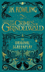Fantastic Beasts and Where to Find Them Films (HC) nr. 2: Crimes of Grindelwald, The: The Original Screenplay (Rowling, J. K.)