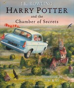Harry Potter Illustrated Edition (HC) nr. 2: Harry Potter and the Chamber of Secrets  (Ill. Jim Kay) (Rowling, J. K.)
