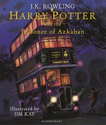 Harry Potter Illustrated Edition (HC) nr. 3: Harry Potter and the Prisoner of Azkaban  (Ill. Jim Kay) (Rowling, J. K.)