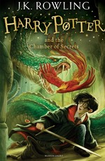 Harry Potter (TPB) nr. 2: Harry Potter and the Chamber of Secrets (Rowling, J. K.)
