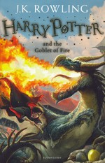 Harry Potter (TPB) nr. 4: Harry Potter and the Goblet of Fire (Rowling, J. K.)