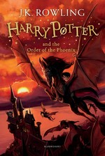 Harry Potter (TPB) nr. 5: Harry Potter and the Order of the Phoenix (Rowling, J. K.)
