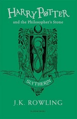 Harry Potter: 20th Anniversary Edition (TPB) nr. 1: Harry Potter and the Philosopher's Stone (Slytherin Edition) (Rowling, J. K.)