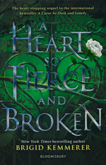 Curse So Dark and Lonely, A (TPB) nr. 2: Heart So Fierce and Broken, A (Kemmerer, Brigid)