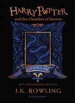 Harry Potter: 20th Anniversary Edition (TPB) nr. 2: Harry Potter and the Chamber of Secrets (Ravenclaw Edition) (Rowling, J. K.)