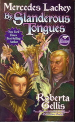 Doubled Edge nr. 3: By Slanderous Tongues (m. Roberta Gellis) (Lackey, Mercedes)
