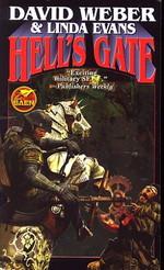 Multiverse nr. 1: Hell's Gate (m. Linda Evans) (Weber, David)