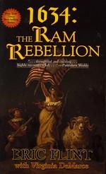 1632 nr. 4: 1634: The Ram Rebellion (m. Virginia DeMarce) (Flint, Eric)