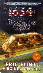 1632 nr. 7: 1634: The Bavarian Crisis (m. Virginia DeMarce) (Flint, Eric)