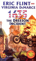 1632 nr. 8: 1635: The Dreeson Incident (m. Virginia DeMarce) (Flint, Eric)