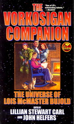 Adventures of Miles VorkosiganVorkosigan Companion, The (red af Lilian Stewart Carl) (Bujold, Lois McMaster)