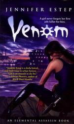 Elemental Assassin nr. 3: Venom (Estep, Jennifer)
