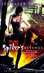Elemental Assassin nr. 5: Spider's Revenge (Estep, Jennifer)