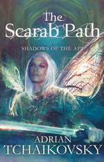 Shadows of the Apt (TPB) nr. 5: Scarab Path, The - TILBUD (så længe lager haves, der tages forbehold for udsolgte varer) (Tchaikovsky, Adrian)