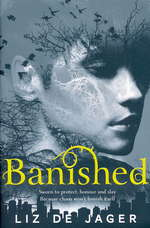 Blackhart Legacy, The (TPB) nr. 1: Banished (De Jager, Liz)