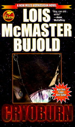 Adventures of Miles Vorkosigan nr. 15: Cryoburn (Bujold, Lois McMaster)
