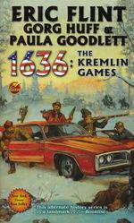 1632 nr. 11: 1636: The Kremlin Games (Flint, Eric)