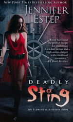 Elemental Assassin nr. 8: Deadly Sting (Estep, Jennifer)