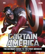 Marvel (HC)Captain America: The Ultimate Guide to the First Avenger (Guide Book) (Marvel   )