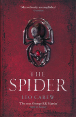 Under the Nothern Sky (TPB) nr. 2: Spider, The (Carew, Leo)