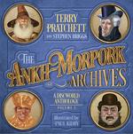 Ankh-Morpork Archives, The (HC) nr. 1: Ankh-Morpork Archives, The: The Discworld Anthology Vol. 1 (Ill. Paul Kidby) (Pratchett, Terry & Briggs, Stephen)