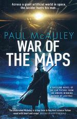 War of the Maps (TPB) (McAuley, Paul J.)