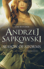 Witcher (TPB)Season of Storms (Sapkowski, Andrzej)