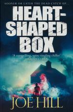 Heart-Shaped Box (TPB) (Hill, Joe)