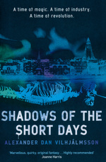 Shadows of the Short Days (TPB) (Vilhjálmsson, Alexander Dan)