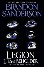 Legion (HC) nr. 3: Lies of the Beholder (Sanderson, Brandon)