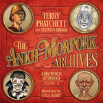 Ankh-Morpork Archives, The (HC) nr. 2: Ankh-Morpork Archives, The: The Discworld Anthology Vol. 2 (Ill. Paul Kidby)