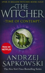 Witcher (TPB) nr. 2: Time of Contempt, The (Sapkowski, Andrzej)
