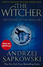 Witcher (TPB) nr. 4: Tower of the Swallow, The (Sapkowski, Andrzej)
