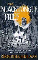 Blacktongue, The (TPB) nr. 1: Blacktongue Thief, The (Buehlman, Christopher)