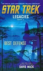 Original Series, The nr. 2: Legacies: Best Defense - TILBUD (så længe lager haves, der tages forbehold for udsolgte varer) (Star Trek)
