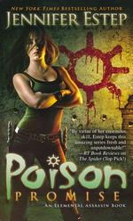 Elemental Assassin nr. 11: Poison Promise (Estep, Jennifer)