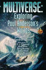 Multiverse: Exploring Poul Anderson's Worlds  (TPB) - TILBUD (så længe lager haves, der tages forbehold for udsolgte varer) (Bear, Greg (Ed.))