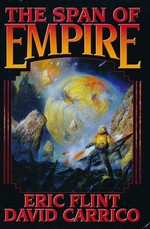 Jao (HC) nr. 3: Span of Empire, The (m. David Carrico) (Flint, Eric)