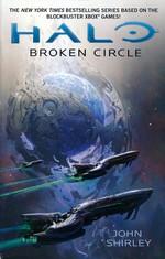 Halo (TPB) nr. 13: Broken Circle (af John Shirley)  -TILBUD (så længe lager haves, der tages forbehold for udsolgte varer) (Halo)