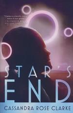 Star's End (TPB) - TILBUD (så længe lager haves, der tages forbehold for udsolgte varer) (Clarke, Cassandra Rose)
