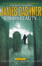 13th Reality Books Omnibus, The (TPB) nr. 2: Blade of Shattered Hope, The & Void of Mist and Thunder, The  (Ill. Af Brandon Dorman) (Bog 3 & 4) (Dashner, James)