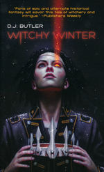 Witchy Eye  nr. 2: Witchy Winter (Butler, D. J.)