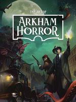 Art of Arkham Horror, The (HC) (Art Book) (Asmodee)