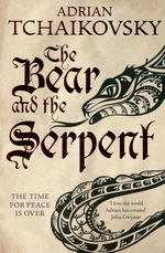 Echoes of the Fall (TPB) nr. 2: Bear and the Serpent, The (Tchaikovsky, Adrian)