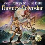 nr. 2021: Boris Vallejo & Julie Bell's 2021 Fantasy Calendar (Vallejo, Boris)