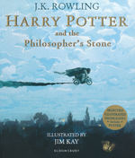 Harry Potter Illustrated Edition (TPB) nr. 1: Harry Potter and the Philosopher's Stone (Ill. Jim Kay) (Rowling, J. K.)